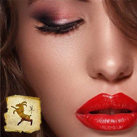 Безупречный макияж года Козы - гороскоп красоты