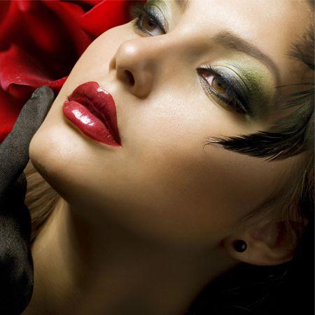 Что будет модно в 2027 году - макияж года Красной Козы