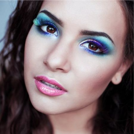 Features of the Makeup in 2013 Year of the Blue (Water) Snake