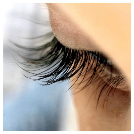 the therapeutic effect mascara does not paint eyelashes