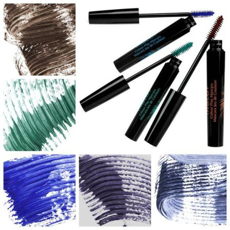 The composition of the mascara and eyeliner