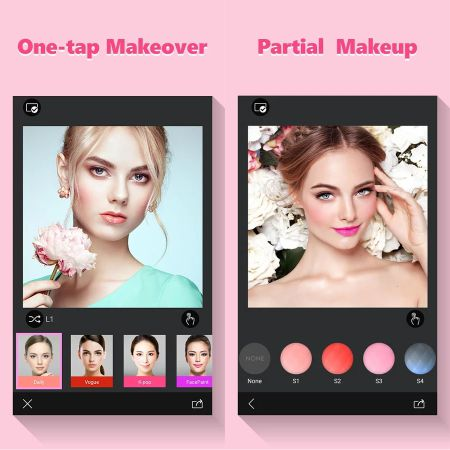 Features You Makeup - Makeover Editor