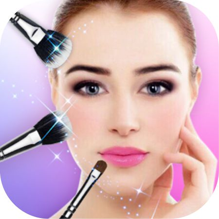 Icon You Makeup - Makeover Editor help download the right program