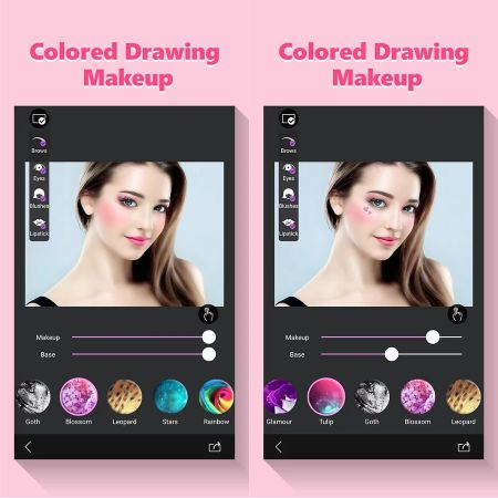 You Makeup - Makeover Editor - Excellent make-up program for free