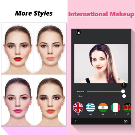 Download You Makeup - Makeover Editor program - makeup editor here
