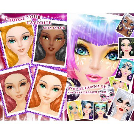 Make-Up Me excellent program-free makeup game