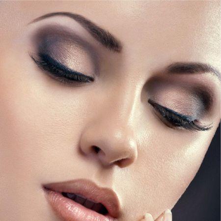 Классическая техника макияжа глаз - как сделать правильно