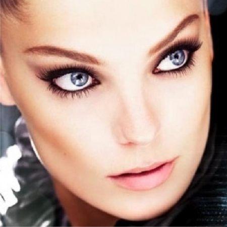 Делаем макияж глаз правильно! Различные техники макияжа