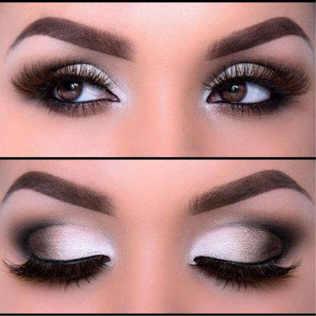 Eyeliner to stress Smoky Eyes