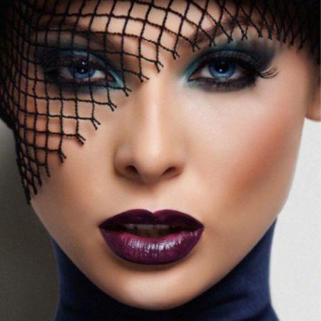 Что такое техника макияжа Смоки Айс?