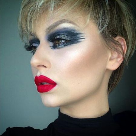 Eye makeup: the main thing is not to be mistaken with a choice of color palettes