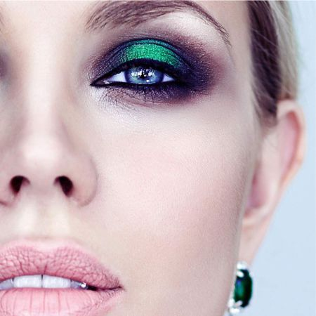 Green Makeup: features and secrets
