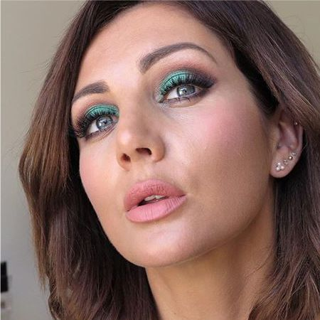 How to Create Makeup in Green Shades?