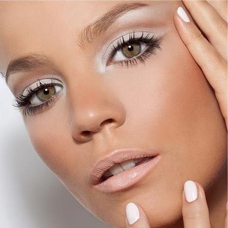 Белый макияж: секреты и тонкости