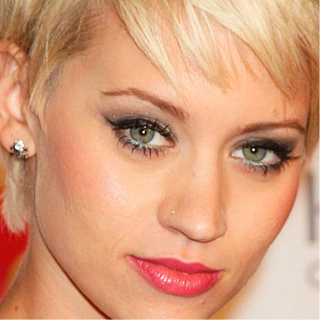 Beautiful Makeup for Blue-Green Eyes - the secrets of stylists makeup artists