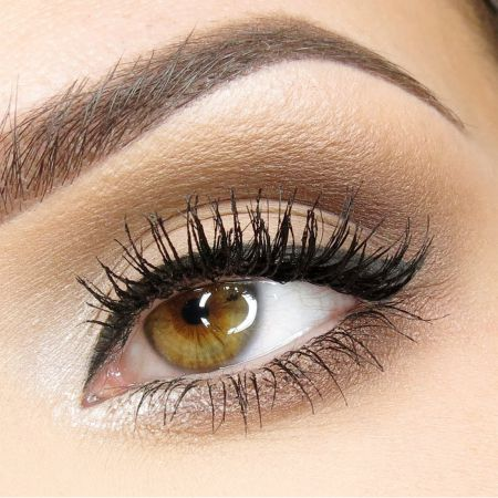 Mascara Hazel Eyes - How to Choose - the Secrets of Stylists Makeup Artists