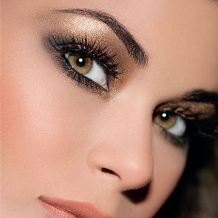 Which Mascara and Eyeliner is the Best for Hazel Eyes?