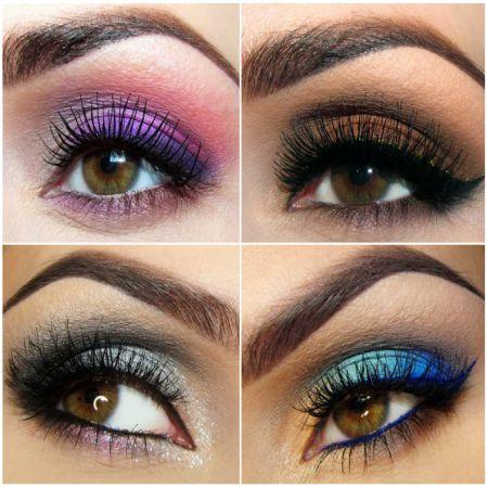 Eyeliner to stress Hazel Eyes