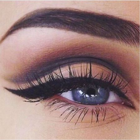 Which Mascara and Eyeliner is the Best for Violet Eyes?