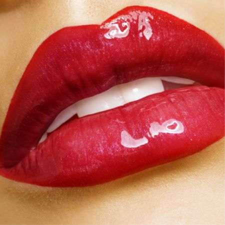 Wet Lip Gloss can be different shades, even the ultra shining