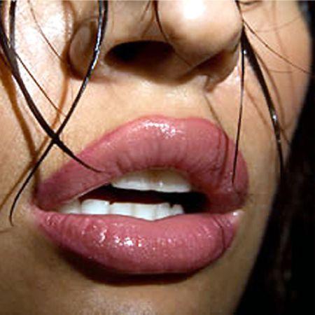 Plump, seductive lips dream of many