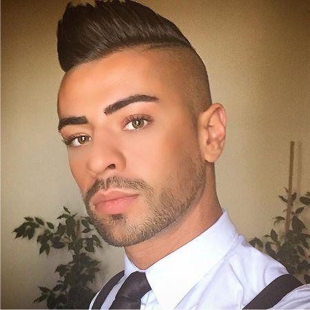 Мужской макияж: примеры, советы, секреты