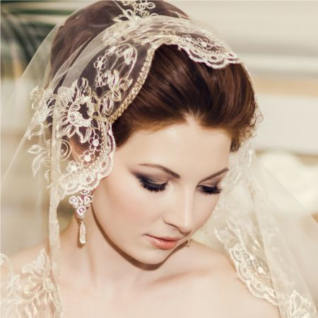 The Main Rules of Wedding Makeup