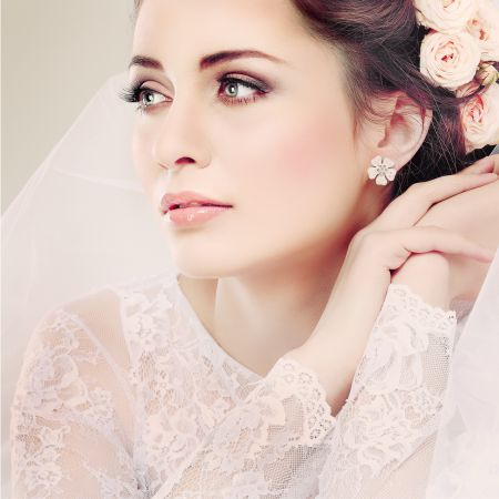 Beautiful Bridal Makeup love photos